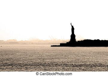 El puerto de Nueva York