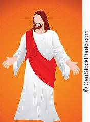 El retrato de Jesucristo