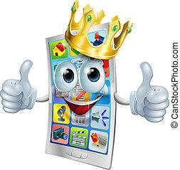 El rey de los dibujos animados