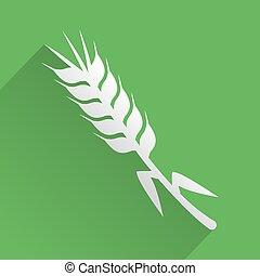 El símbolo de la agricultura