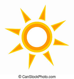 El símbolo del sol