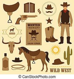 El salvaje oeste