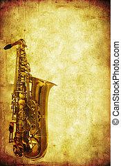 El saxofón del Grunge