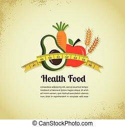 El sector de la comida sana