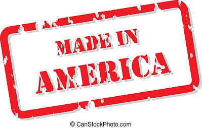 El sello de América