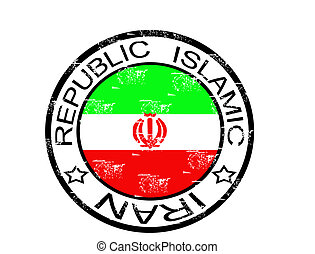 El sello de Irán