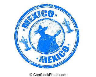 El sello de México