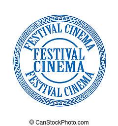 El sello del cine del festival