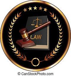 El sello legal