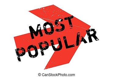 El sello más popular