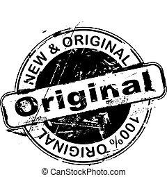 El sello original