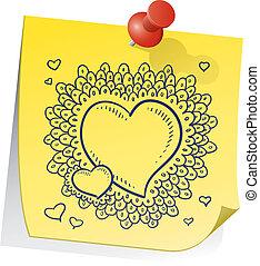 El sketch del día de San Valentín