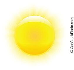 El sol fotográfico