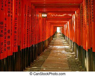 El túnel Gates