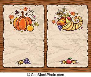El tema 8 de Acción de Gracias