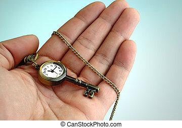 El tiempo es la clave