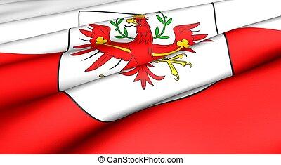 el tyrol, bandera