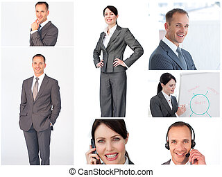 El valor de los retratos de los empresarios