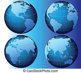 El vector mundial