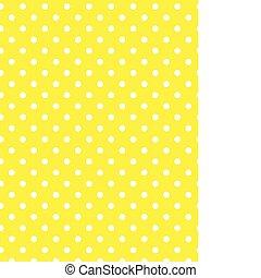 El vector tiene 8 puntos amarillos