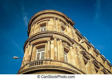 El viejo edificio Londres