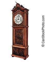 El viejo reloj del abuelo