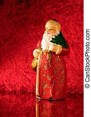 El viejo Santa