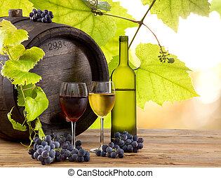 El vino sigue vivo