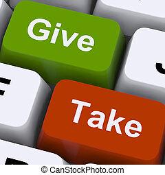 elasticidad, llaves, actuación, compromiso, toma, o