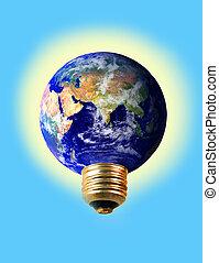 Electricidad Lightbulb
