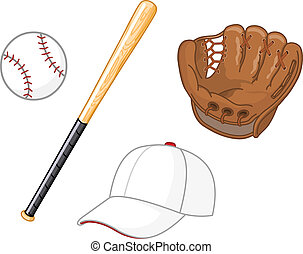 Elementos de béisbol