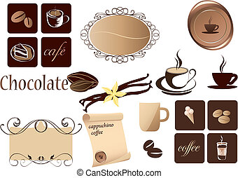 Elementos de café