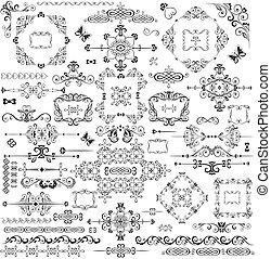 Elementos de diseño antiguos
