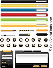 Elementos de diseño Web