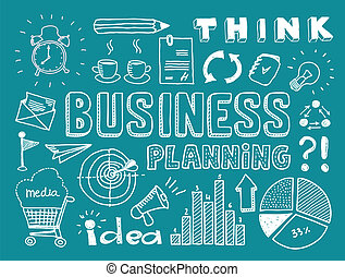 Elementos de planificación de negocios