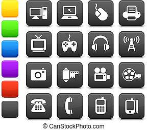 Elementos de tecnología y comunicación