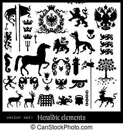 Elementos herálicos