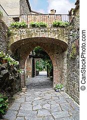 Emilia-romagna. Italia.