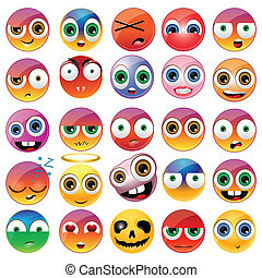 Emoji gracioso