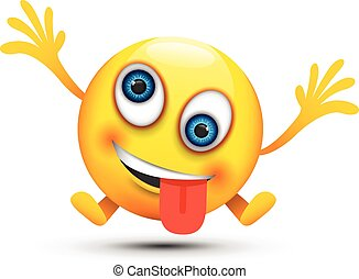 Emoji loco