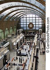 En el museo de orsay
