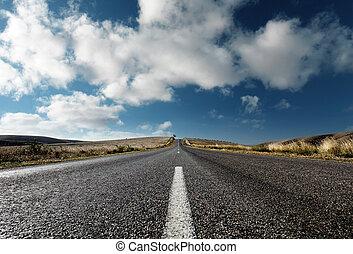 En la carretera otra vez