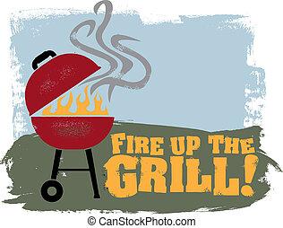 ¡Enciendan la parrilla BBQ!