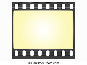 Encuadre de imagen, vector