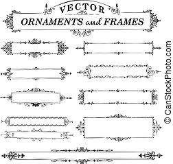 Encuadre de vectores