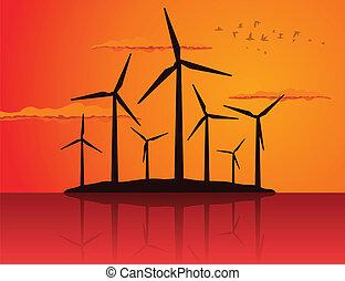 Energía del viento 2