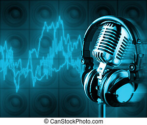 Energía musical (plícate camino, XXL)