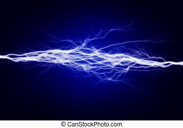 Energía pura y electricidad