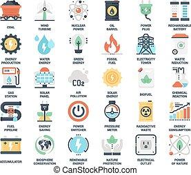 Energía y energía