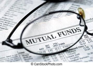 Enfócate en la inversión de fondos comunes